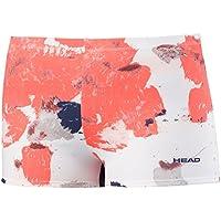 Head Vision Graphic Pantalones de Tenis, Mujer, Naranja (Corail), XS