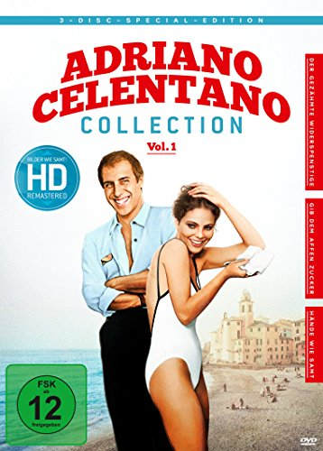 Bild von Adriano Celentano - Collection, Vol. 1 [3 DVDs]