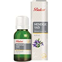 Balen Veilchenöl 20 ml, naturreines Öl für ein verbessertes Wohlbefinden – psychisch und physisch – intensiver... preisvergleich bei billige-tabletten.eu