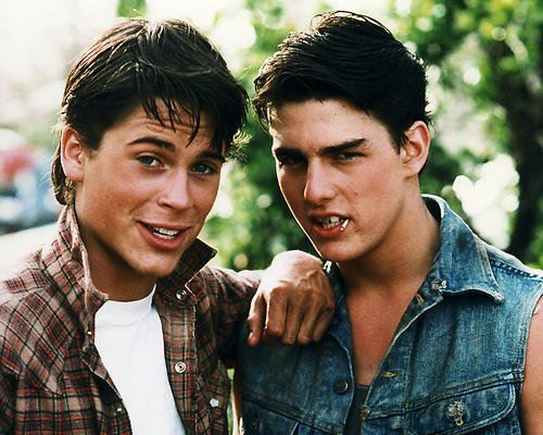 outsiders-rob-lowe-tom-cruise-foto-16-x-20