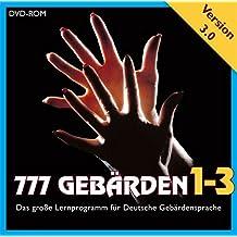777 Gebärden 1-3 Version 3.2 (DVD-ROM)