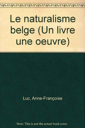 le-naturalisme-belge