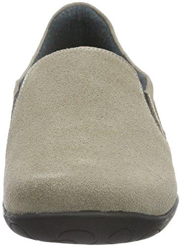 John W. Pantofole Da Donna Karalee Grigio (piedra)