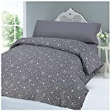 COTTON ART Funda Nordica Stars Reversible Cama de 180