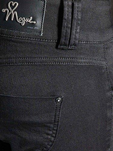 Mogul Damen Jeans Paloma Black Stretch Denim Artikel-Nr.00016909- 4738 Black Black
