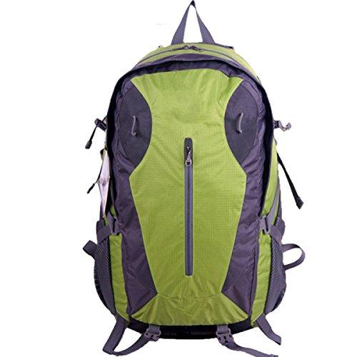 OGERT All'aperto Sacchetto Di Alpinismo Zaino Pioggia Di Viaggio,Green Green
