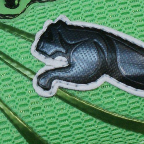 Puma Complete SLX Fuujin J RC Mens Running Trainers / Shoes Vert