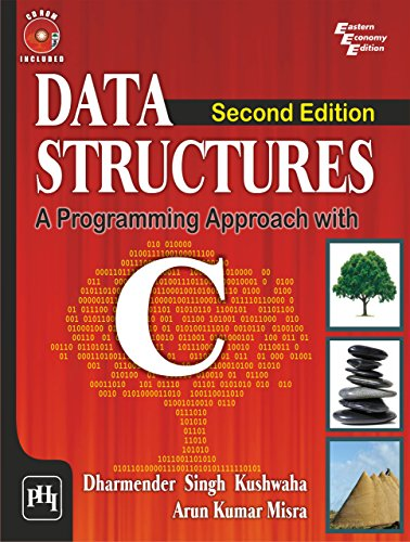 Data Structures With C Ebook