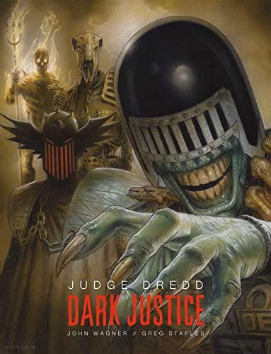 Judge Dredd. Giustizia oscura