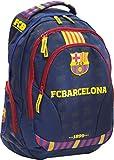 Exclusiver FC Barcelona Rucksack Spanien Schulrucksack Messi Sportrucksack EDEL NEU 45x32x20cm
