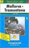Freytag Berndt Wanderkarten, Mallorca Tramuntana: Walking Map (Walking Maps) - Freytag-Berndt und Artaria KG