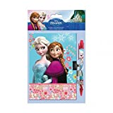 Disney - AS9565 - Carnet secret et crayon - La Reine Des Neiges