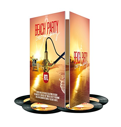 beach-party-rtl-georges-lang-vol2-coffret-4-cd