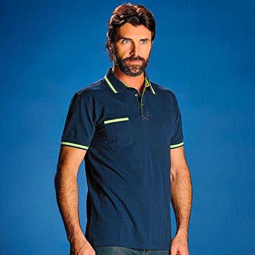 """Polo """"Chelsea""""/MYDAY/stylish/Polo-Shirt/kurzarm/NEU Dunkelblau"""