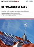 BWE Marktübersicht Spezial Kleinwindanlagen
