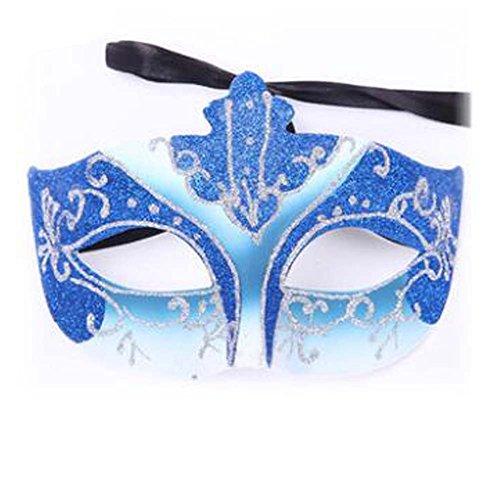 inder Spielzeug Kinder Maske Handgefertigte Halloween Maske (16x10 cm) ()