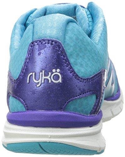 Dynamic fitnessschuhe rykä femme-noir Detox Blue/Impulse Purple/White