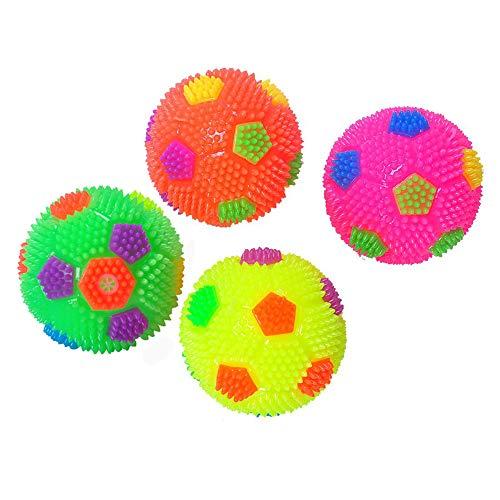 Ball Hundespielzeug Ball Light-up Ball Hundeball Leuchtend Glow Ball Hundespielball Ball Spielzeug für Verbessern Sie die Intelligenz Ihres Hundes ()