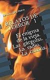 Libros Descargar en linea RELATOS DE TERROR 1 El enigma de la vieja Las gargolas La radio La cabana (PDF y EPUB) Espanol Gratis
