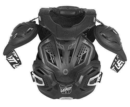 Leatt Brustpanzer Fusion Vest 3.0 Schwarz Gr. L/XL