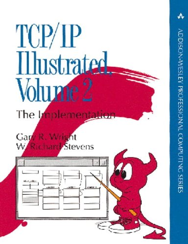 TCP/IP Illustrated, Vol. 2: The Implementation (Addison-Wesley Professional Computing Series) (English Edition)