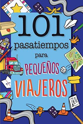 101 Pasatiempos para pequeños viajeros (geoPlaneta Kids)