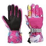 Rhino Valley Ski Handschuhe Winter Wasserdicht Warme Schnee Telefongespräche Handschuhe
