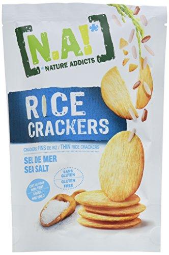 Preisvergleich Produktbild N.A.! Rice Cracker Meersalz,  6 x 70g