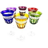 Bicchiere da vino di cristallo r