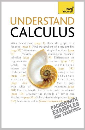Understand Calculus: Teach Yourself