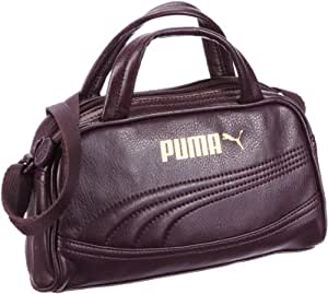 PUMA Damen Handtasche Sister Small Shoulder, italian plum, UA, 1.5 liters, 070764 02