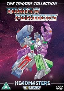 Transformers: Takara Collection - Volume 1 - Headmasters [DVD]