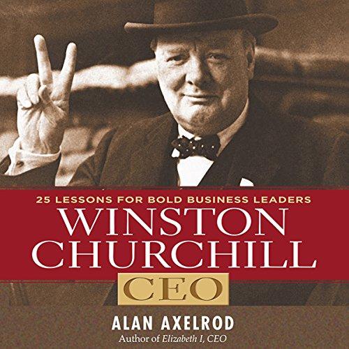 Winston Churchill, CEO  Audiolibri