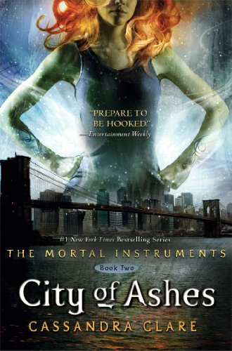 City of Ashes: Mortal Instruments 02