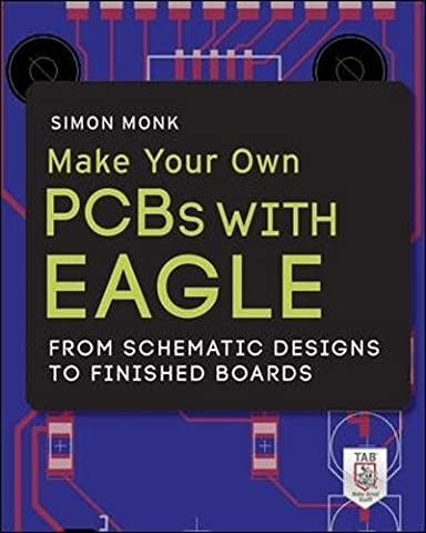 Make Your Own PCBs with EAGLE: From Schematic Designs to Finished Boards (Electronics) - Auto Window Mount