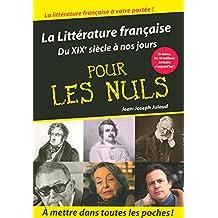 Littérature française Tome 2 poche pour les nuls (02)