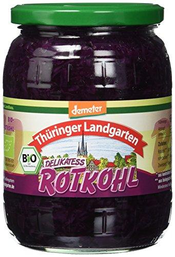 Thüringer Landgarten Bio-Rotkohl, 680 g