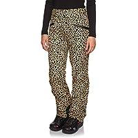Protest Soribel Pantalón de esquí, Mujer, Estampado Leopardo, 42