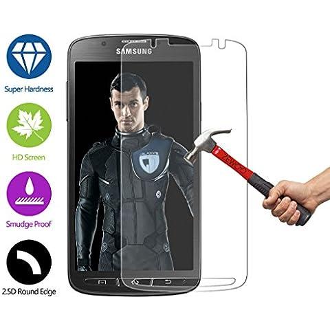 Para Samsung Galaxy J7 (2016) / J7 (2016) Duos (5,5 pulgadas)(NO para J7 2015 ) Protector de Pantalla ZeWoo® Cristal Vidrio Templado Premium (9H *2.5D,