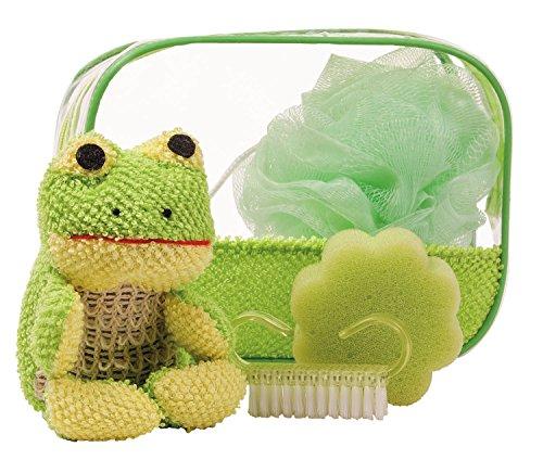 """Croll & Denecke Geschenkset """"Frosch"""""""