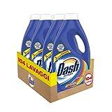 Dash Liquido Colore 104 Lavaggi, Detersivo per Bucato Lavatrice, Maxi Formato da 5.72 L