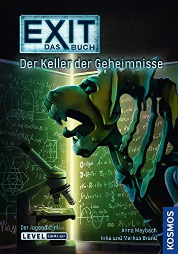 EXIT - Das Buch - Der Keller der Geheimnisse (Tomaten Können)