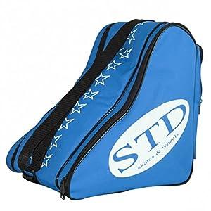 Tragetasche für Nylon-STD Skates mit Gesäßtasche und Stirnband