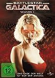 Battlestar Galactica - Season 1 [4 DVDs] - Harvey Frand