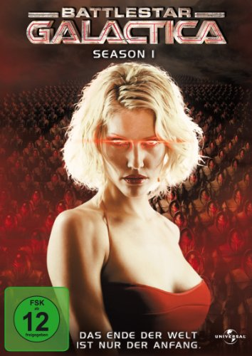 Universal/DVD Battlestar Galactica - Season 1 [4 DVDs]