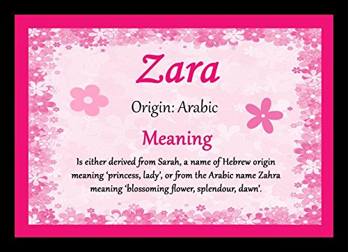 zara-personalised-name-meaning-mousemat