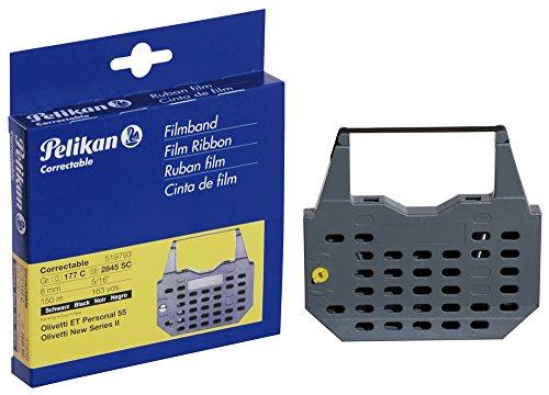 Pelikan 519793 - Farbband Gruppe 177C für Olivetti ET 55, Größe: 8 mm / 170 m, schwarz