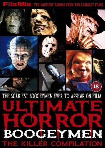 Flix Mix - Ultimate Horror - Boogeymen - The Killer Compilation  DVD