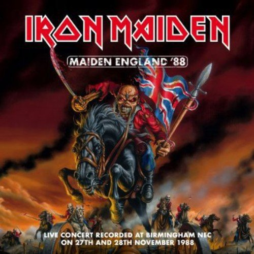 Iron Maiden: Maiden England '88 (Audio CD)