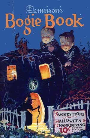 k -- A 1925 Guide for Vintage Decorating and Entertaining at Halloween and Thank by Dennison Manufacturing Co. (2009-08-02) ()